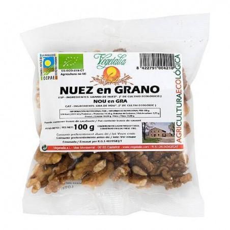 Nueces en grano bio - Vegetalia