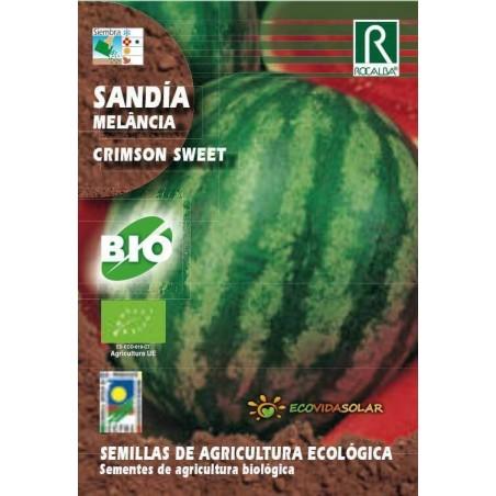 Semillas de sandía bio - Rocalba