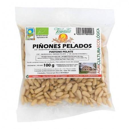 Piñones pelados bio - Vegetalia