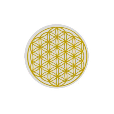 Vaso Mythos - oro - Ecovidasolar