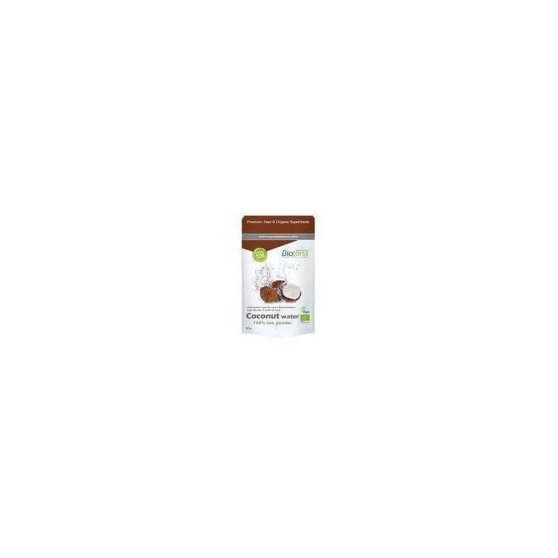 Agua de coco bio raw - Biotona - Ecovidasolar
