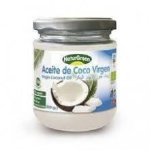 Aceite de coco virgen bio - Naturgreen