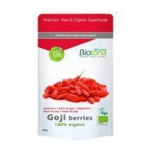 Goji Berries Bayas de goji superalimentos bio - Botona - Ecovidasolar