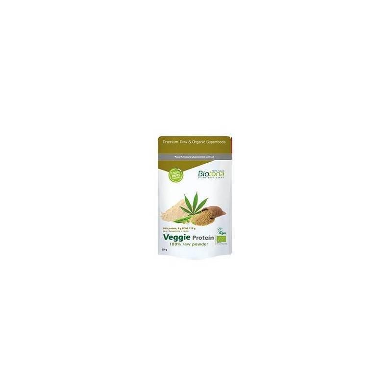 Veggie Protein raw bio - Biotona - Raw Powder - Ecovidasolar