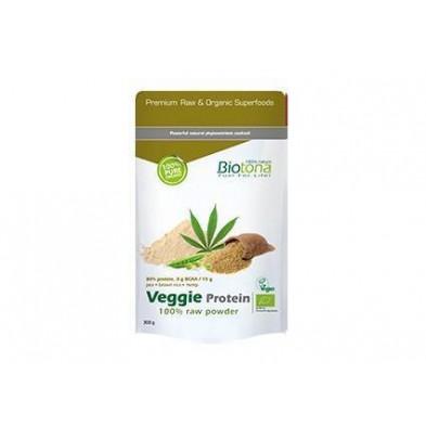 Veggie protein raw bio - Biotona