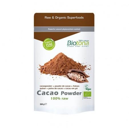 Cacao polvo puro bio - Biotona