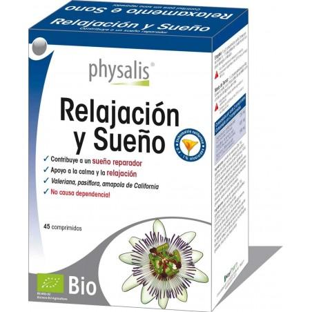 Relajacion y sueño bio - Physalis