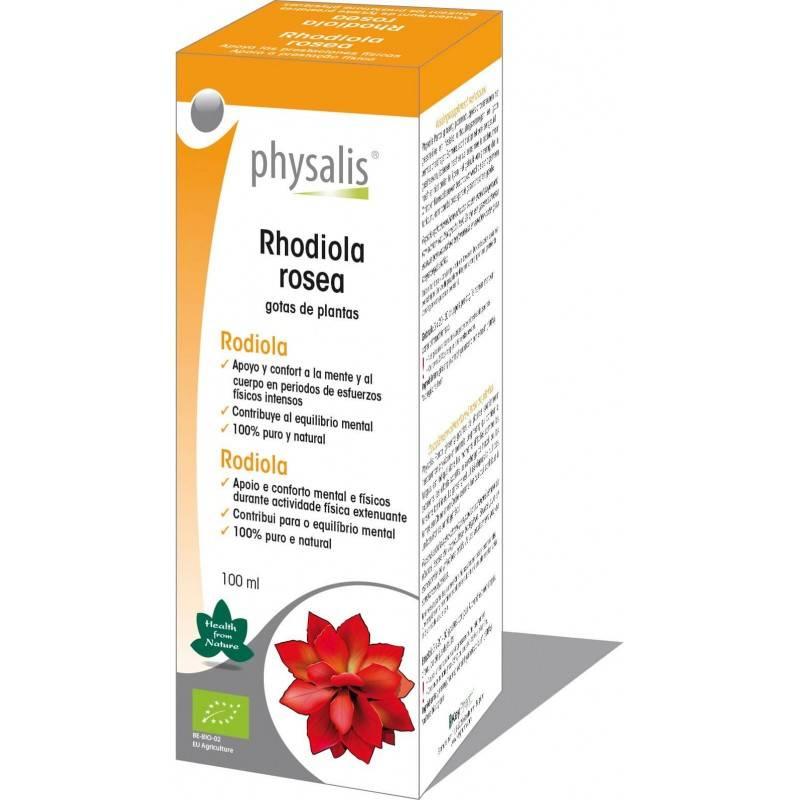 Rhodiola rosea bio extracto - Physalis - Ecovidasolar