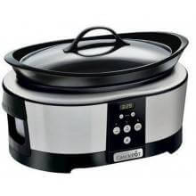 Crock-Pot Next Gen con temporizador 5,7 l