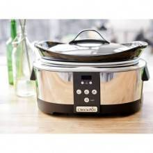 Crock-Pot Next Gen con temporizador 5,7 l - Ecovidasolar