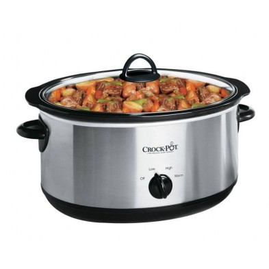 Crock-Pot 3,5 litros acero inoxidable