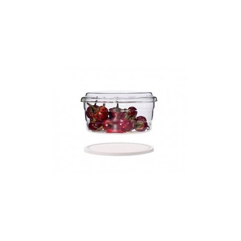 301217- Recipiente y tapa de cristal CENTRIC 0,5 litros - Jena Trendglas - Ecovidasolar