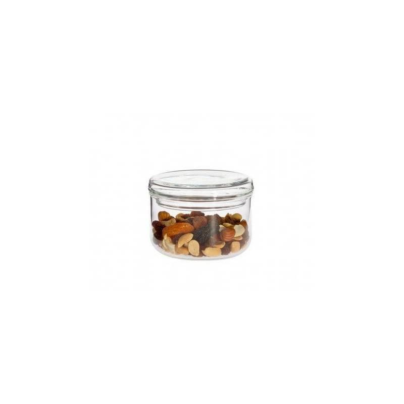 300531- Taper Linea de cristal con tapa - Jena Trendglas -Ecovidasolar