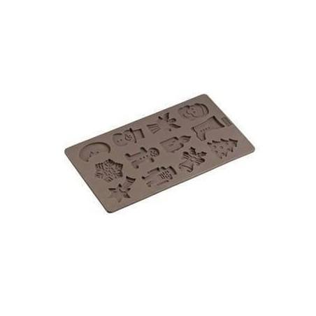 65021- Molde de galletas Navideñas - Lurch