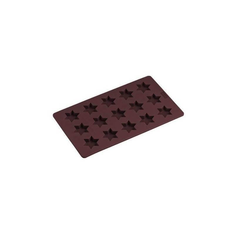 65023 -Molde de silicona Estrella - Lurch