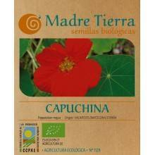 Semillas de capuchina ecológica - Madre Tierra