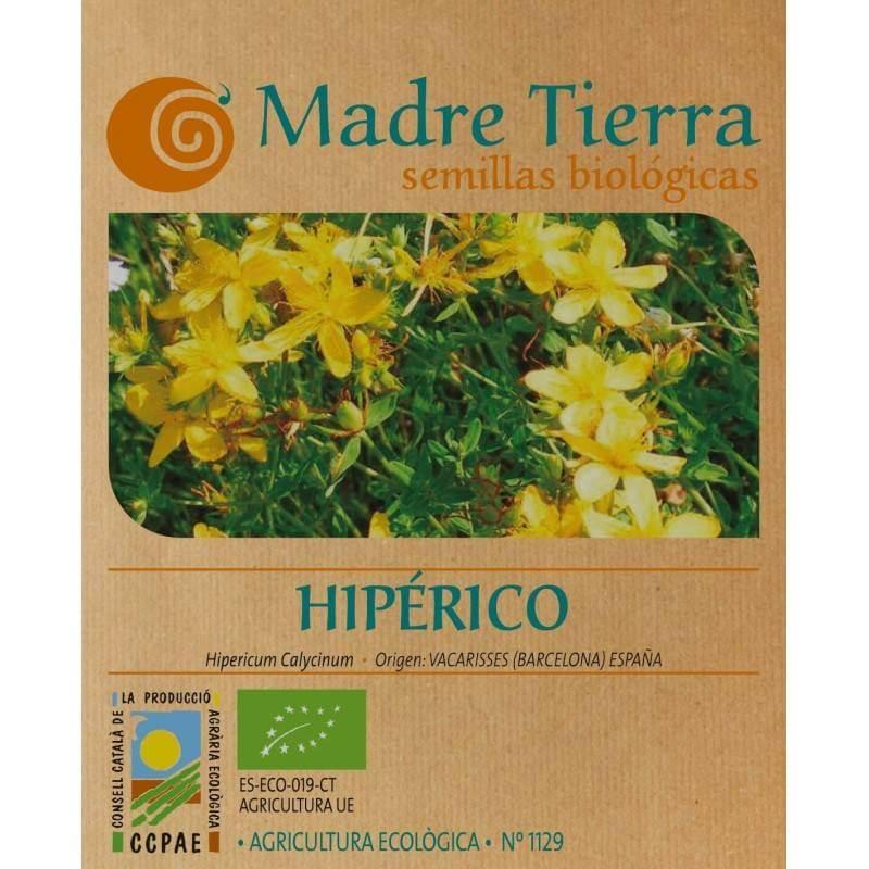 Semillas de hipérico bio - Madre Tierra
