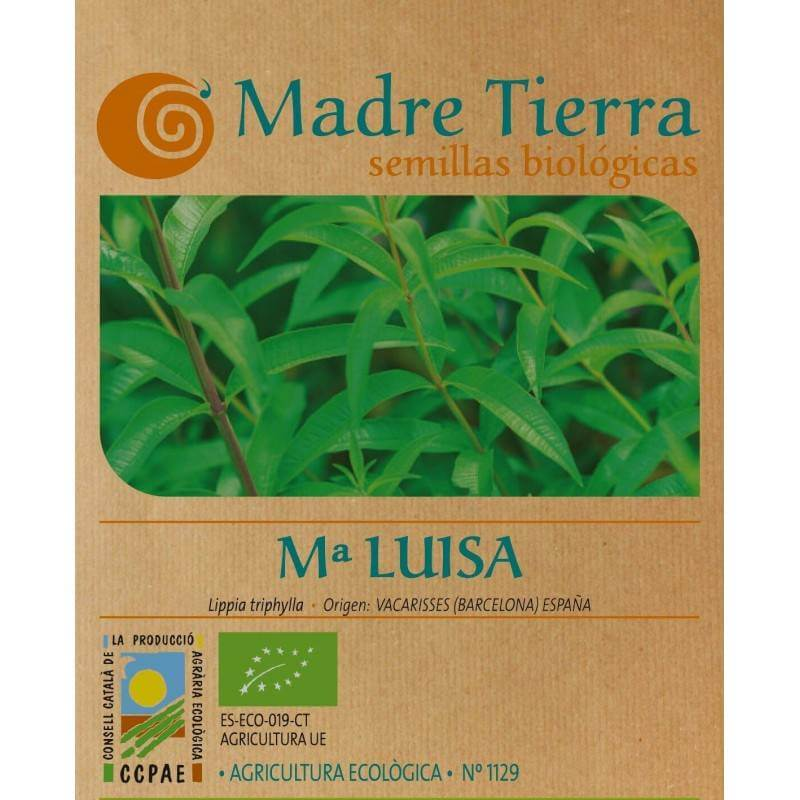 Semillas de María Luisa bio - Madre tierra