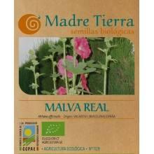 Semillas de Malva real - Madre Tierra - Ecovidasolar