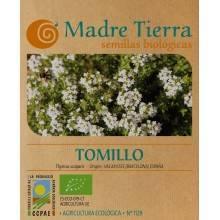 Semillas de tomillo bio - Madre Tierra