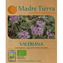 Semillas de valeriana bio - Madre Tierra - Ecovidasolar