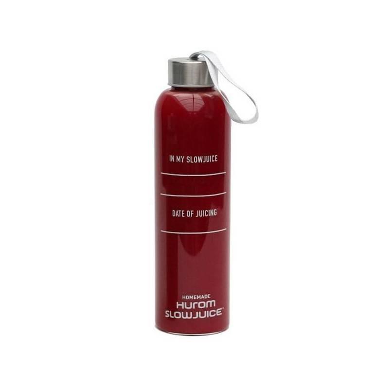 Botella de vidrio extractor de zumos - Hurom - Ecovidasolar.