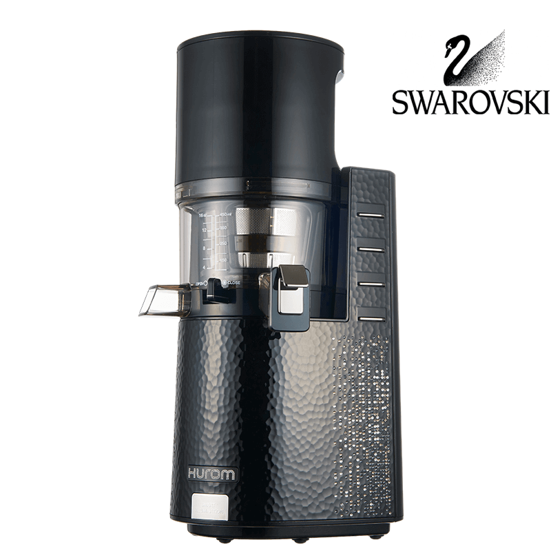 Extractor de zumos Hurom HR Swarovski Crystals 1- Ecovidasolar