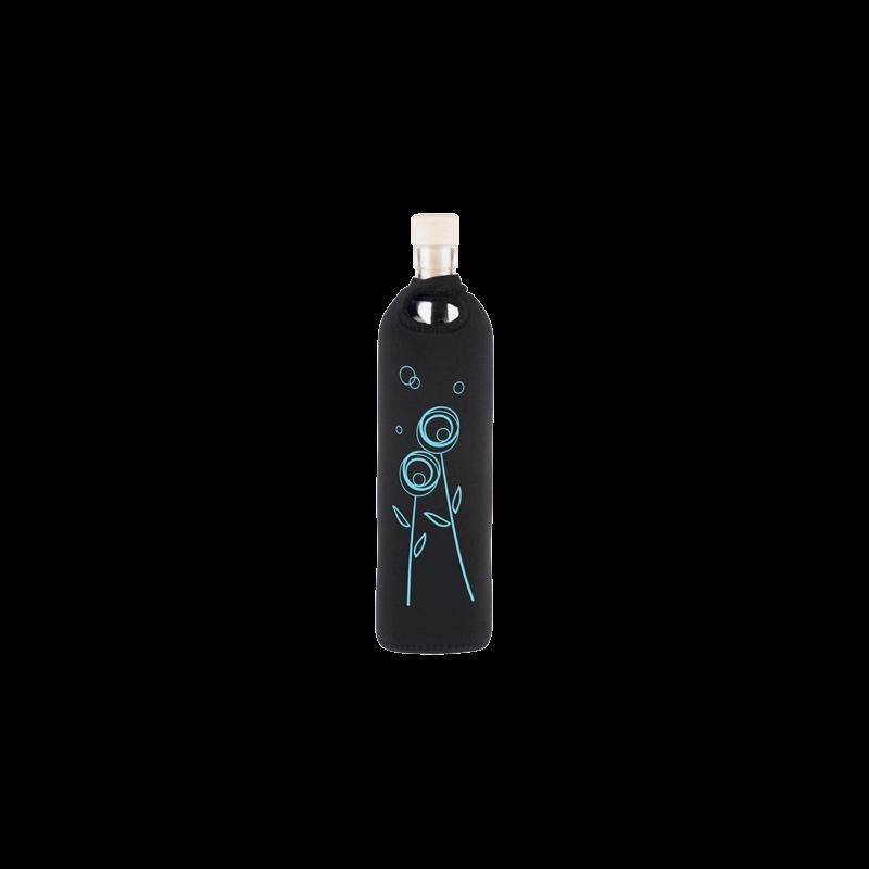 Botella neopreno diente de león - Flaska - Ecovidasolar