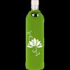 Botella neopreno flor de loto - Flaska - Ecovidasolar