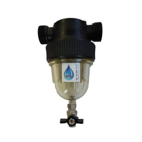 Descalcificador ecológico D18 - Siccal - Ecovidasolar.