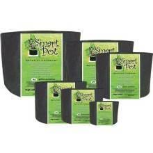 Smart Pots color negro galones - Ecovidasolar.