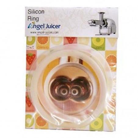 Repuesto de anillos de silicona - Angel Juicer