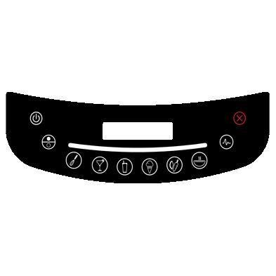 Batidora Blendtec Professional 800 Ecovidasolar pantalla tactil