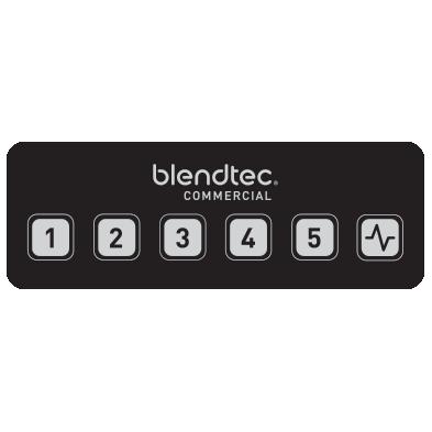 Batidora Blendtec Connoisseur 825 Ecovidasolar pantalla tactil