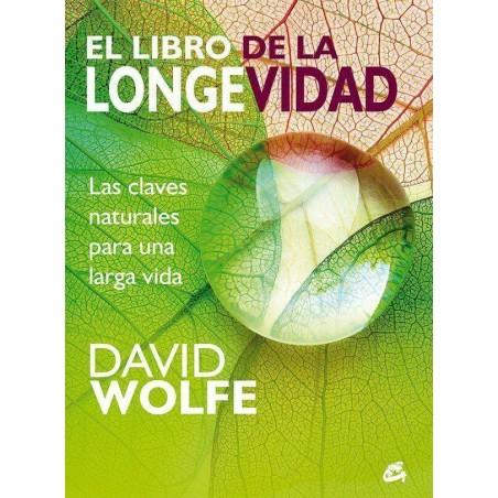 El libro de la longevidad - David Wolfe