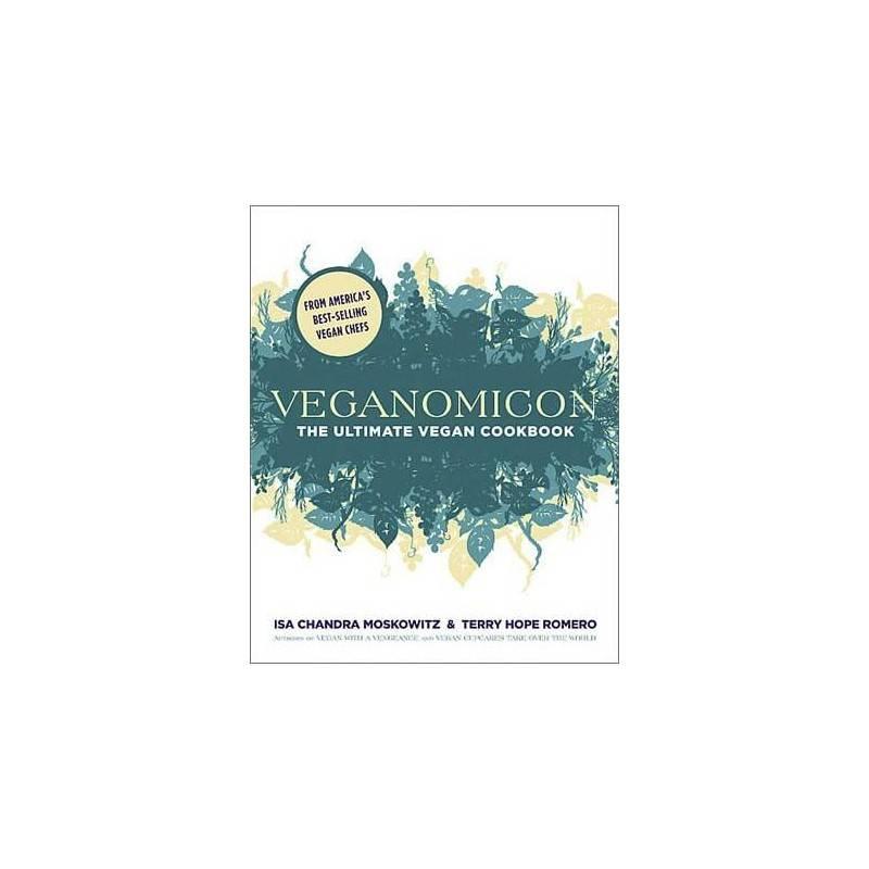 veganomicon - Isa Chandra Moskowitz y Terry Hope Romero - Ecovidasolar
