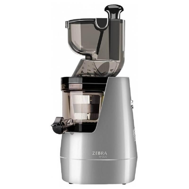 zebra whole slow juicer gris - Extractor de zumos - Ecovidasolar