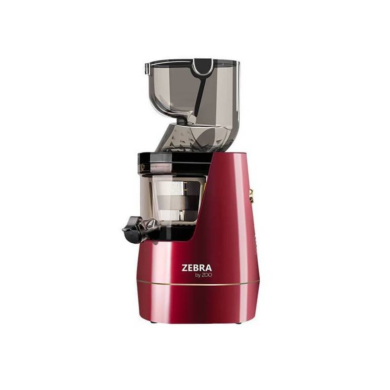 zebra whole slow juicer rojo - Extractor de zumos - Ecovidasolar