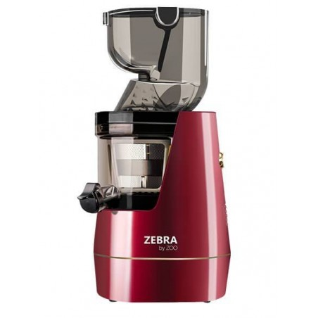 zebra whole slow juicer rojo - Extractor de zumos - Ecovidasolar