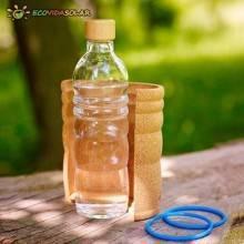 Botella de cristal móvil Lagoena - Natures Design