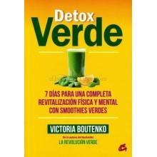 Detox Verde - Victoria Boutenko - Ecovidasolar
