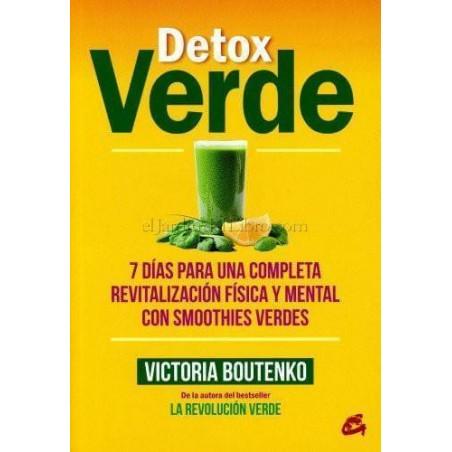 Detox Verde - Victoria Boutenko