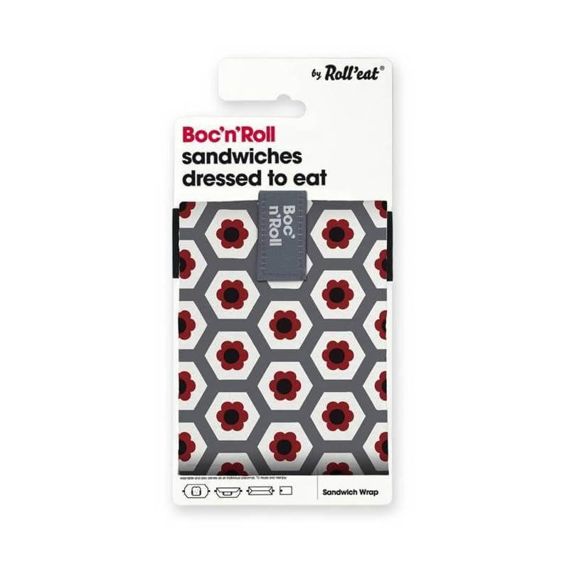 Porta bocadillos Boc'N'Roll Tiles