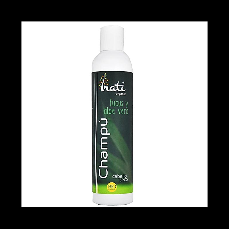 champu cabello seco - Irati - Cosmetica Natural Ecologica - Ecovidasolar