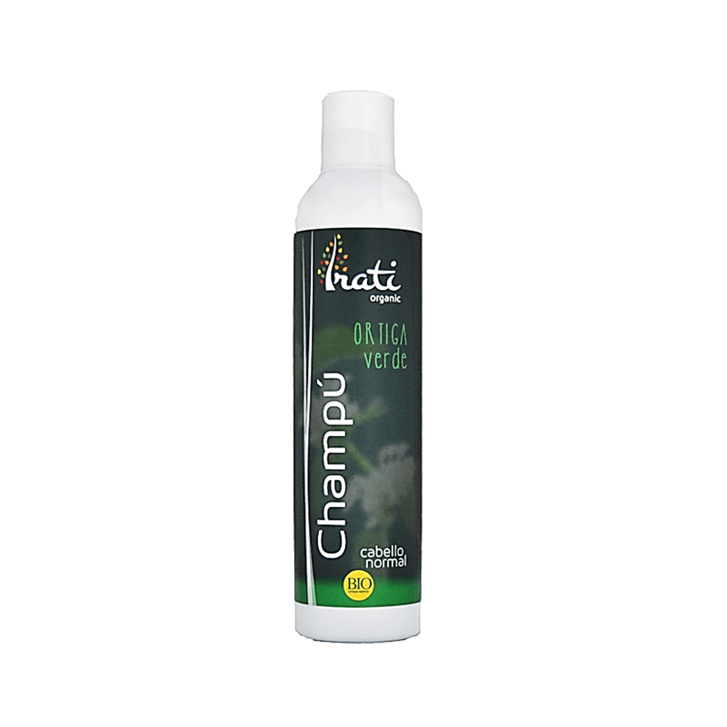 Champú Cabello Normal - Irati - Cosmetica Natural Ecologica - Ecovidasolar