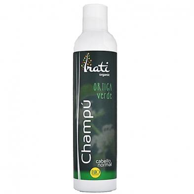 Champu ecologico cabello normal - Irati Organic