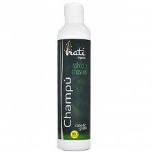 Champu ecologico cabello graso - Irati - Ecovidasolar.