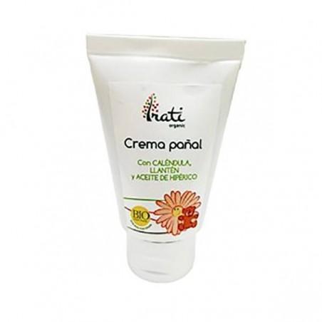 Crema pañal ecologica - Irati Organic