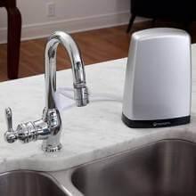Filtro de encimera agua pura filtrada - gris - AQ 4000 - Aquasana - Ecovidasolar