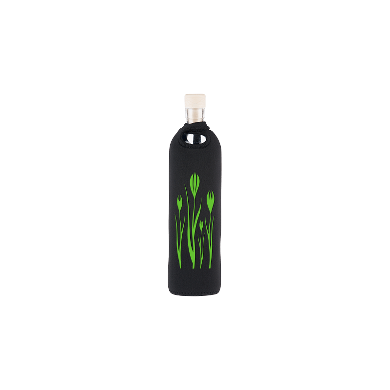 Botella Flaska Neo Design Tulipan - Ecovidasolar